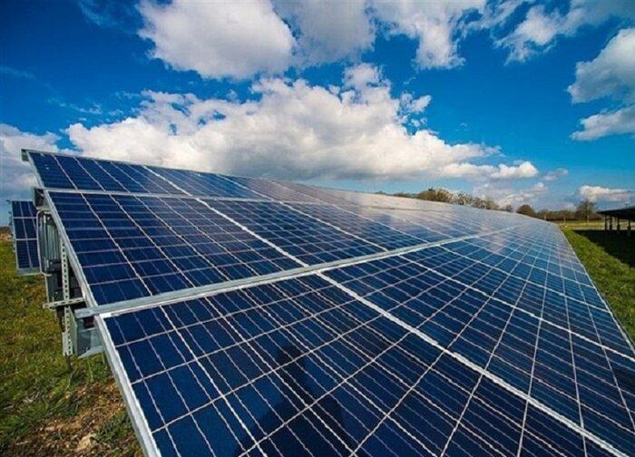 برق خورشیدی ساختمان