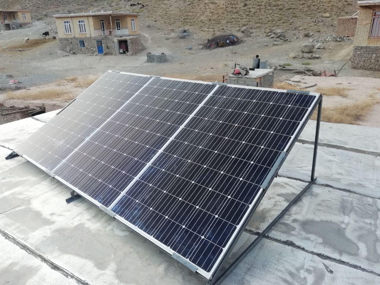 آموزش انرژی خورشیدی در مشهد