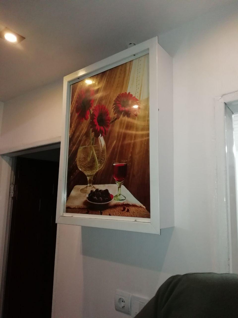 تابلو برق سیستم برق خورشیدی با اینورتر برای منزل