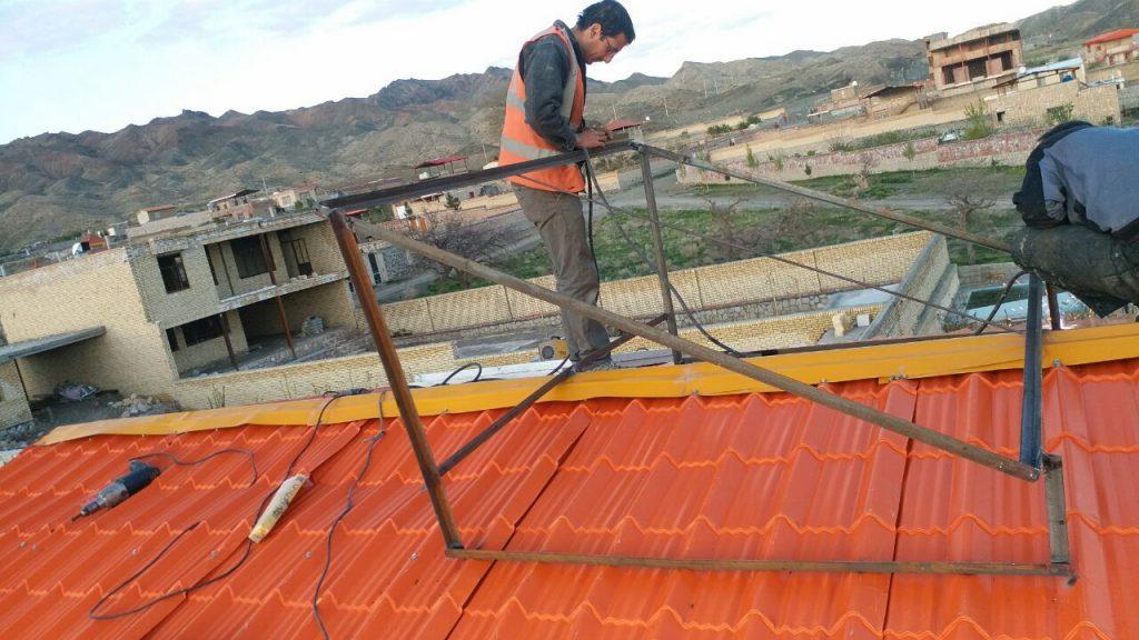 باکس باطری سیستم خورشیدی در رادکان مشهد