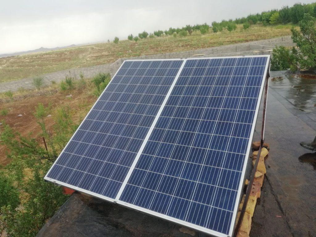 تجهیزات سیستم های خورشیدی