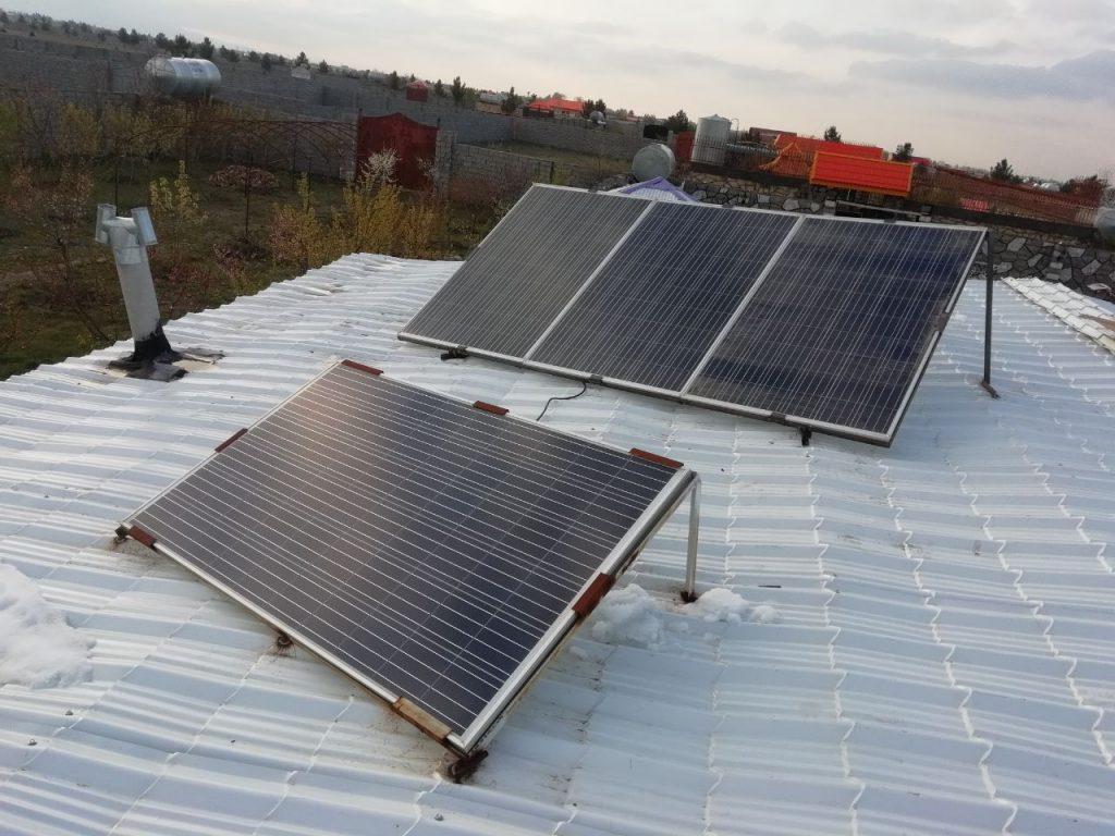 چگونگی تشخیص پنل خورشیدی؟